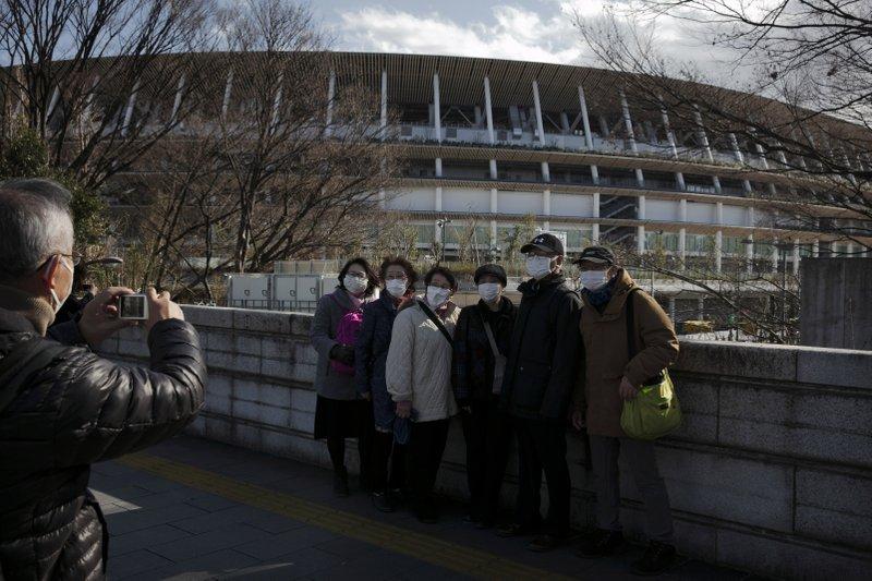 A pesar de coronavirus, Tokio avanza en montaje de Juegos Olímpicos