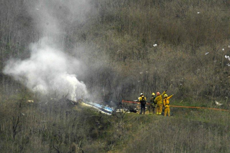No hay evidencia de fallo mecánico en helicóptero de Bryant