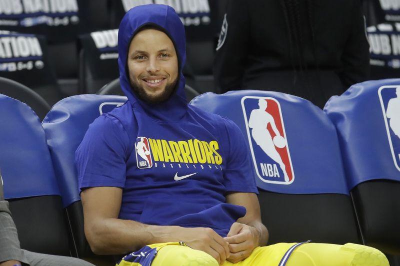 Stephen Curry seguirá inactivo con los Warriors