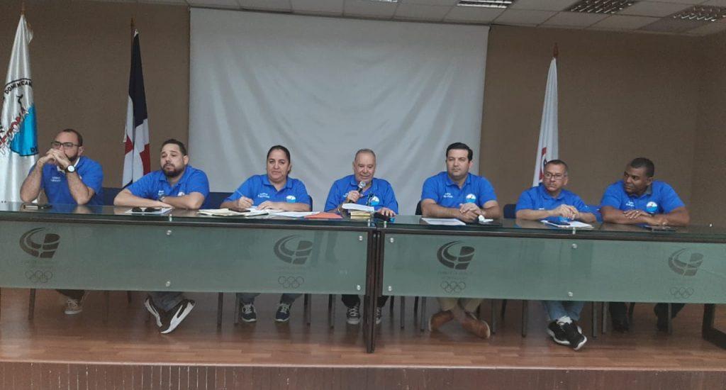 Federación Dominicana de Natación celebra asamblea anual ordinaria