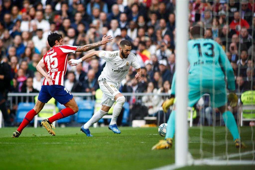 Real Madrid ganó el derbi y consolida su condición de líder