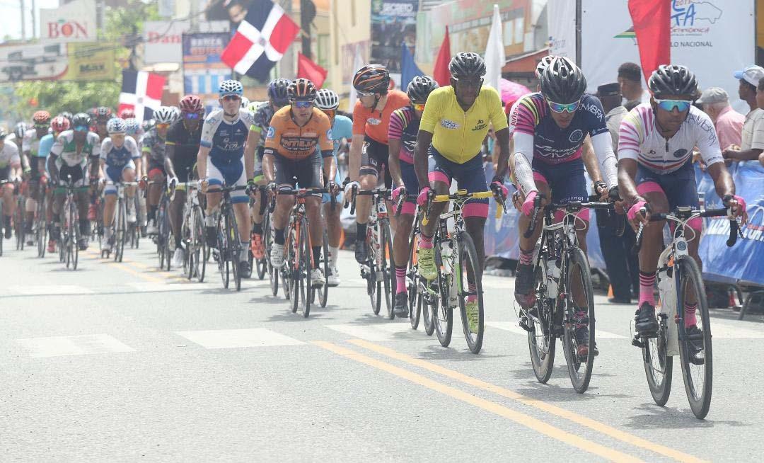 Arranca este lunes edición 41 de la Vuelta Ciclista Independencia