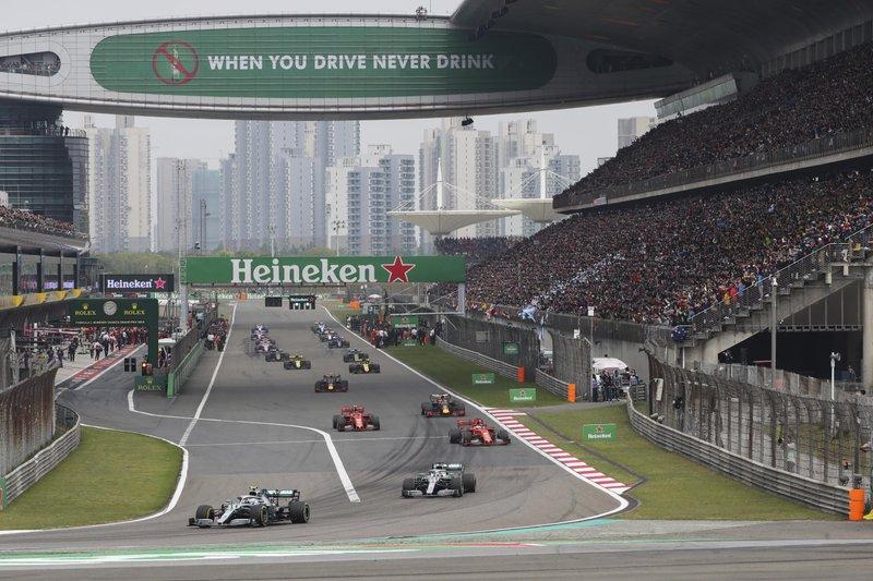 Fórmula Uno pospone Gran Premio de China por el coronavirus