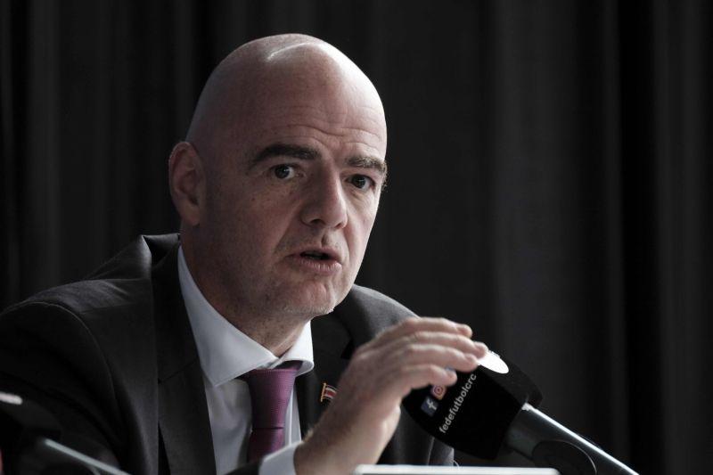 La FIFA niega la exclusión de Rusia del Mundial de Catar