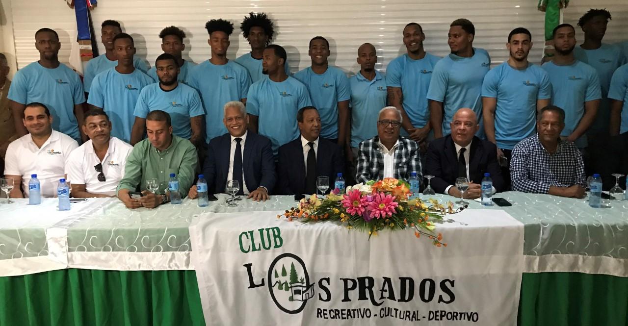 Club Los Prados con anhelos de campeón; presentan equipo superior
