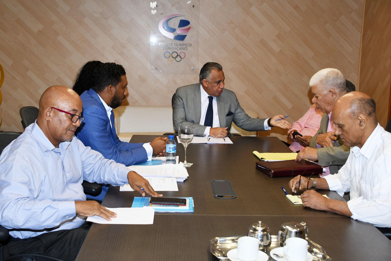 Comité Olímpico interviene proceso  electoral de la federación esgrima