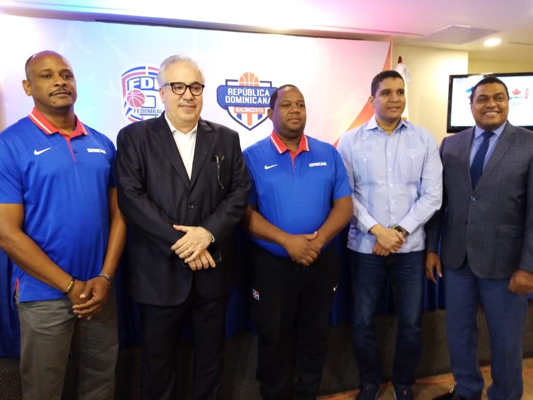 Melvyn López regresa a la selección de baloncesto; buscará llegar al AmeriCup 2021