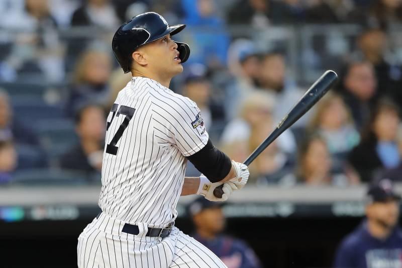 Otra baja para Yankees; Stanton fuera por lesión en la pantorrilla derecha