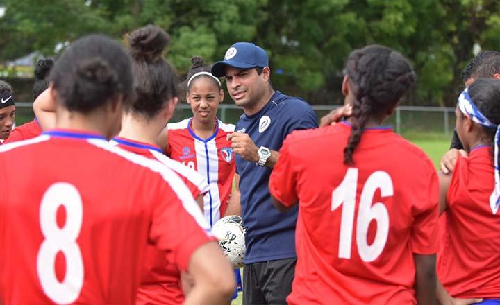 Fútbol RD busca avanzar a octavos este miércoles en Premundial Femenino