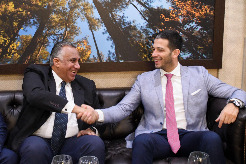Comité Olímpico Dominicano y Serbia se proponen acuerdos de colaboración