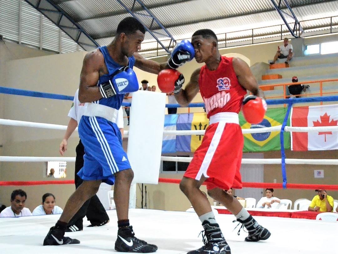 Brasil asume la cima de la XXXIX Copa Independencia de Boxeo