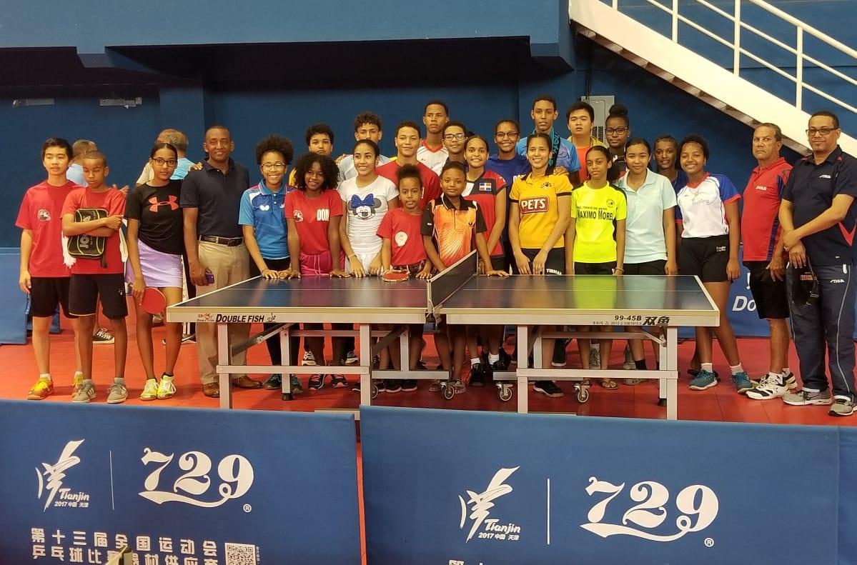 Fedoteme escoge equipos para campeonato del Caribe infantil y juvenil