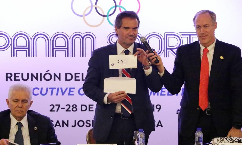 Inicia cuenta regresiva para los Juegos Panamericanos Júnior Cali 2021