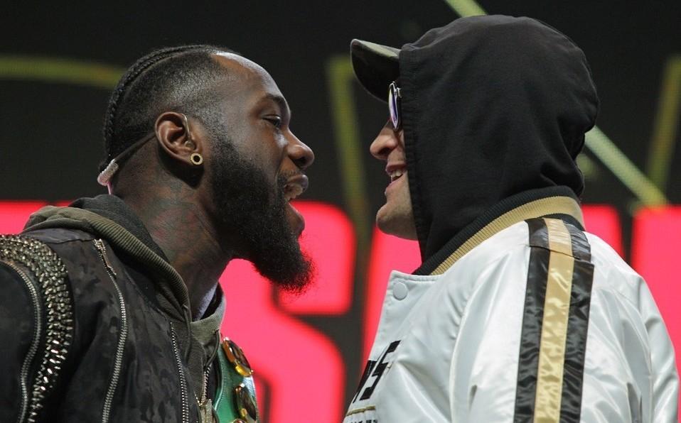 Revelan cláusula para tercera pelea entre Deontay Wilder y Tyson Fury