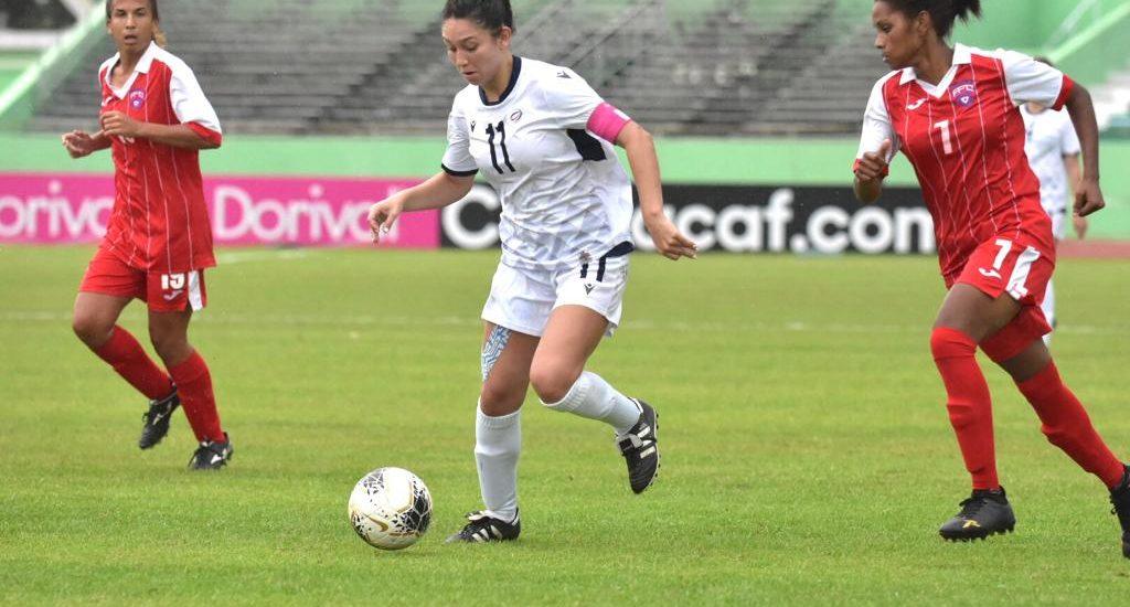 Onceno femenino ante El Salvador por los cuartos de final premundial
