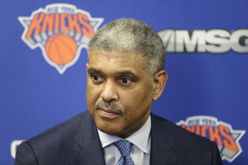 Los Knicks de Nueva York despiden a su presidente Steve Mills