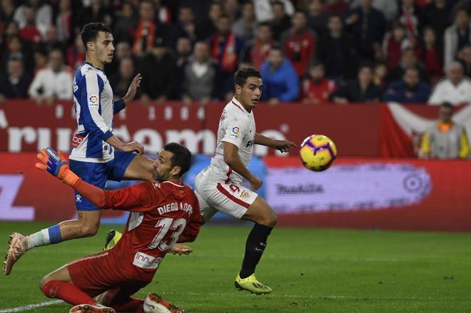 Sevilla empata con el Espanyol y sigue en la quinta posición de la Liga