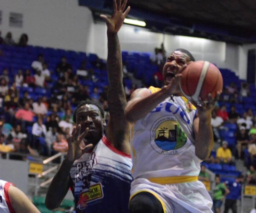 GUG, primer clasificado a la semifinal del baloncesto de Santiago