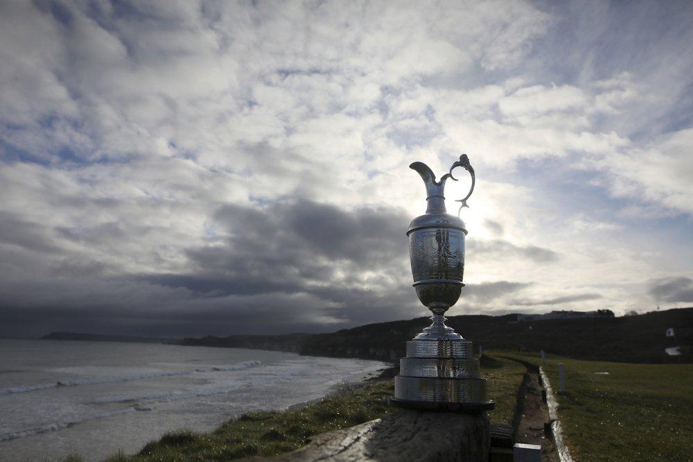 El Abierto Británico de golf es cancelado hasta 2021