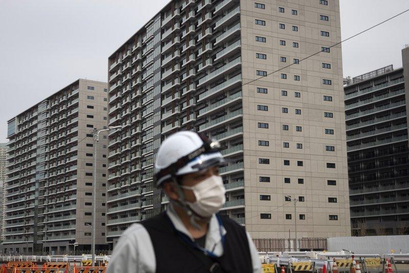 Villa Olímpica en Tokio sería usada como hospital ante coronavirus