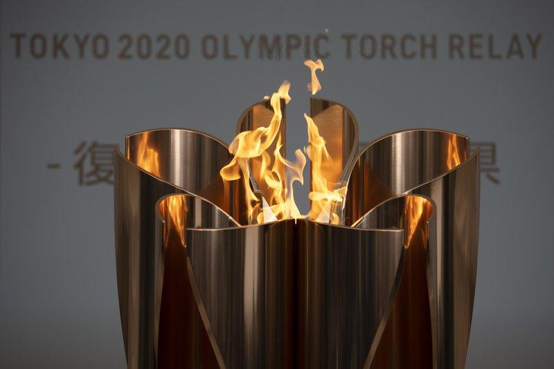 Llama olímpica estará expuesta mes de abril en Japón