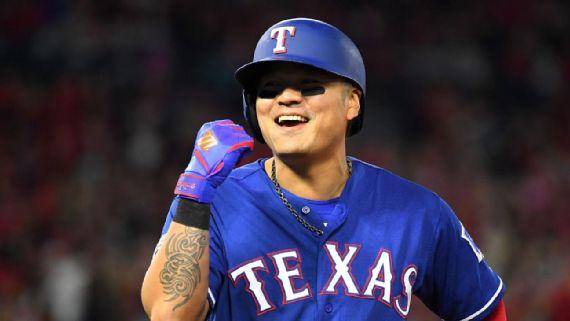 Shin-Soo Choo apoya a jugadores de ligas menores de los Rangers