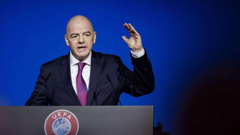 La FIFA aplazará el Mundial de Clubes de China a junio de 2022