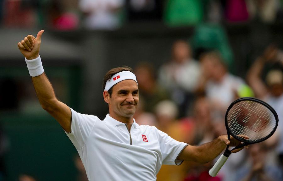 """Roger Federer """"imagina"""" una fusión entre la ATP y la WTA"""
