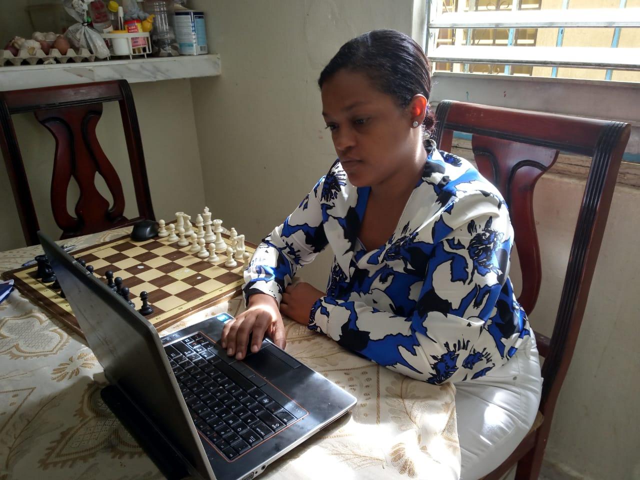 Marte y Díaz, campeones del torneo de Ajedrez Virtual-Online FDA