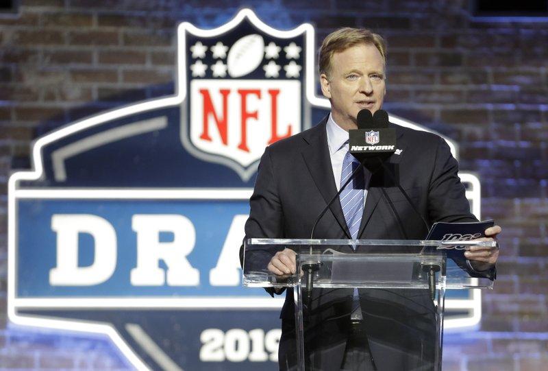 Draft NFL será a distancia y reunirá fondos contra COVID-19