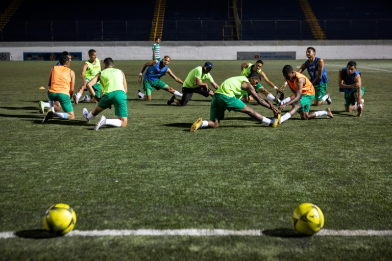 El deporte sigue en Nicaragua a pesar de la  pandemia