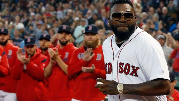Big Papi dice es injusto castigo a Red Sox por robo de señales