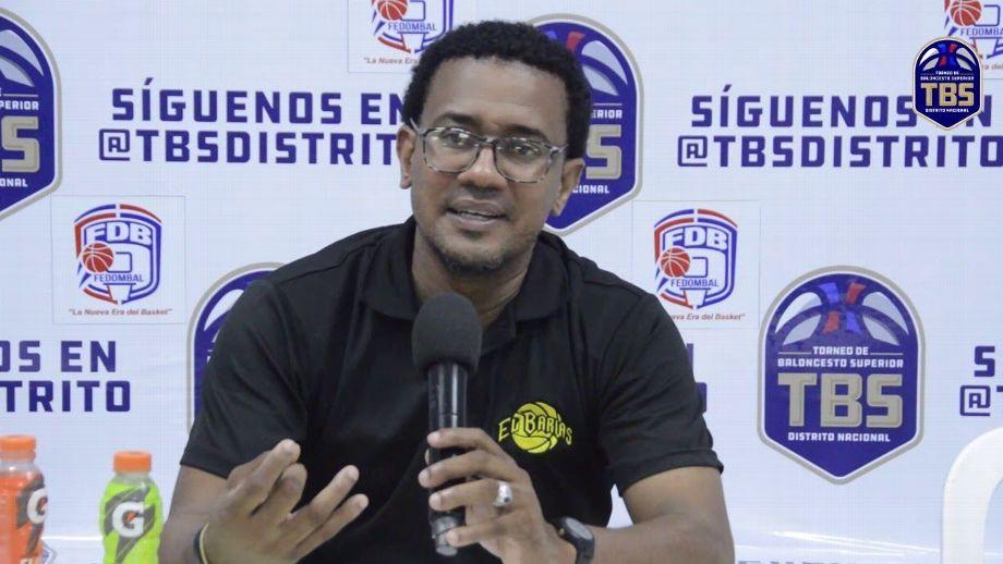 Joel Ramírez preocupado por económica de jóvenes basquetbolistas