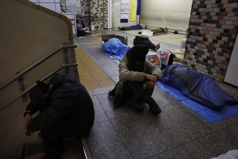 Buscan que Villa Olímpica de Tokio albergue a sin techo
