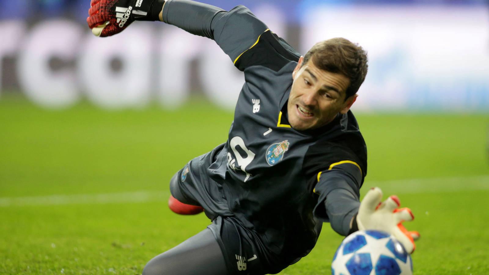 Íker Casillas: