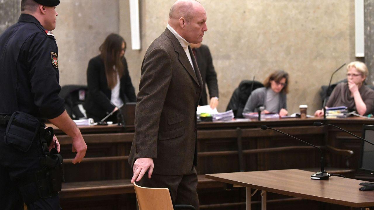 Condenan a excampeón de judo por violación