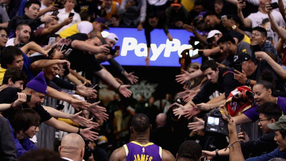 LeBron critica con dureza idea ejecutivos NBA acabar la temporada