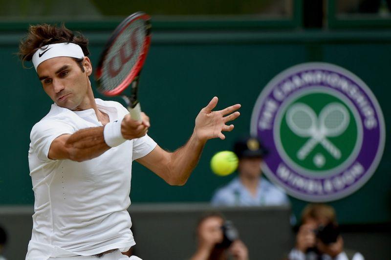Wimbledon homenajea a los sanitarios con la voz de Roger Federer