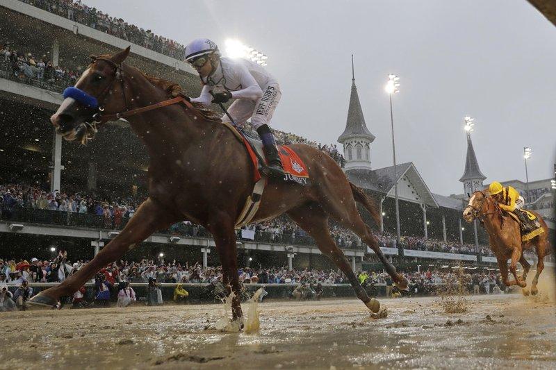 Louisville se adapta a nueva fecha del Derby de Kentucky