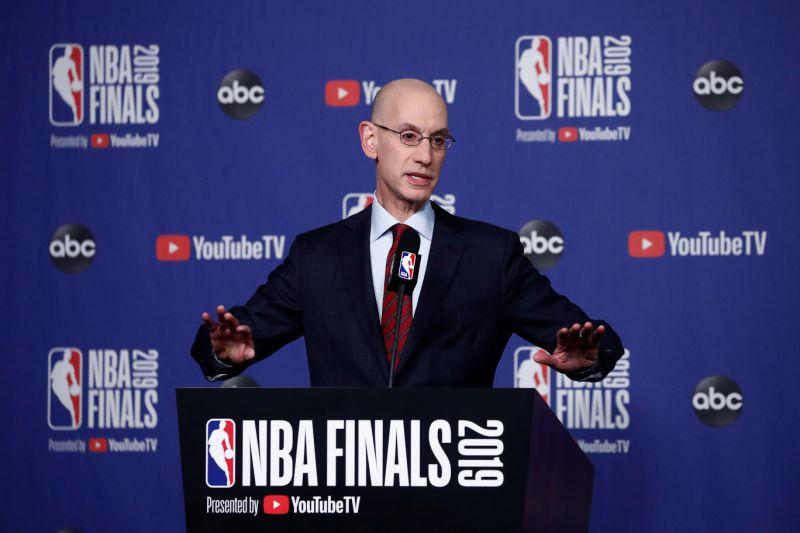 NBA trabaja plan de 25 días de preparación antes volver a la acción