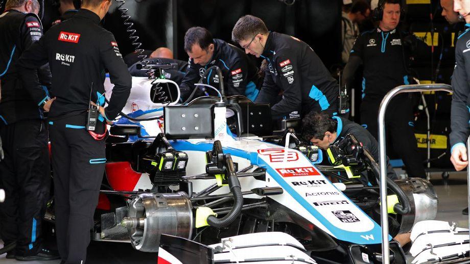 Williams se convierte en el segundo equipo de F1 en anunciar recortes
