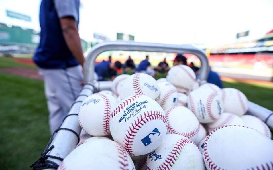 Temporada de MLB iniciará en junio con tres divisiones