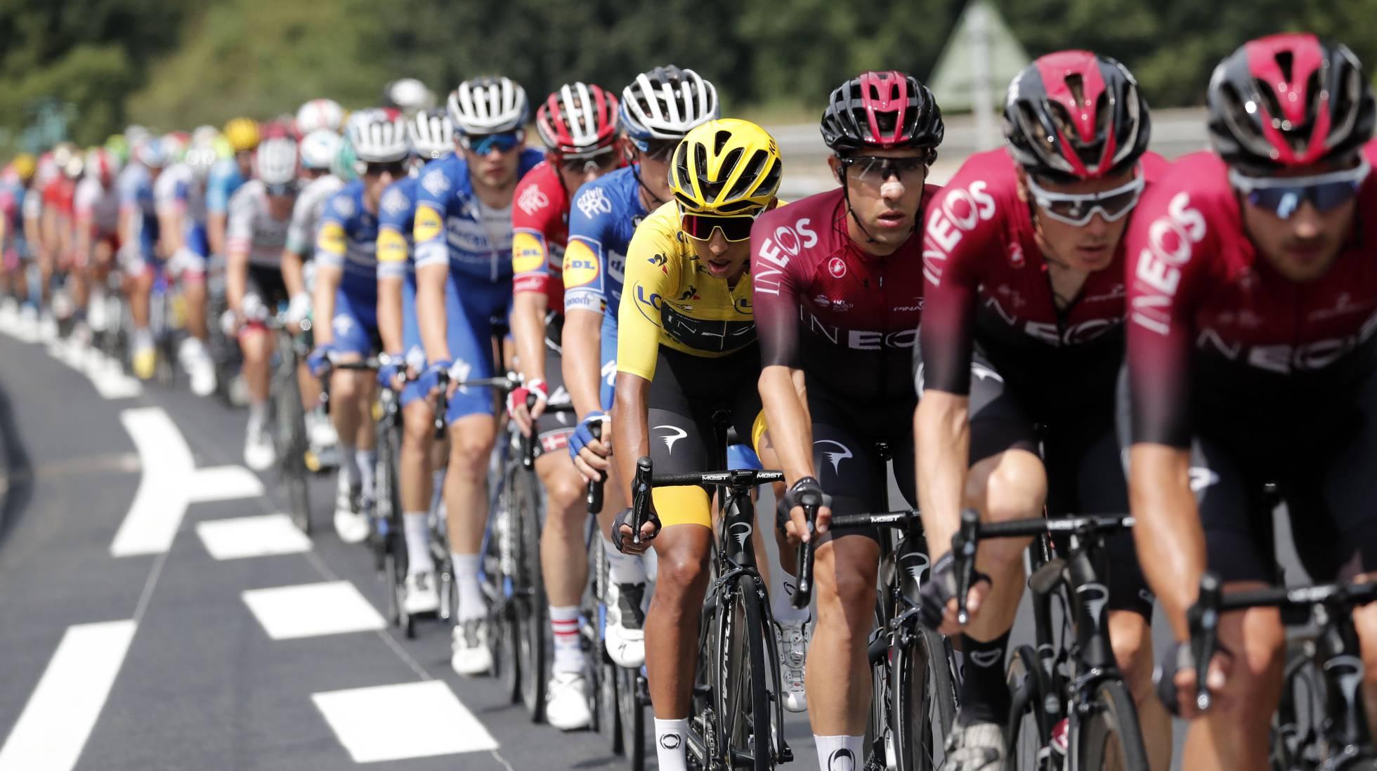 Agosto, el plan B para correr el Tour de Francia