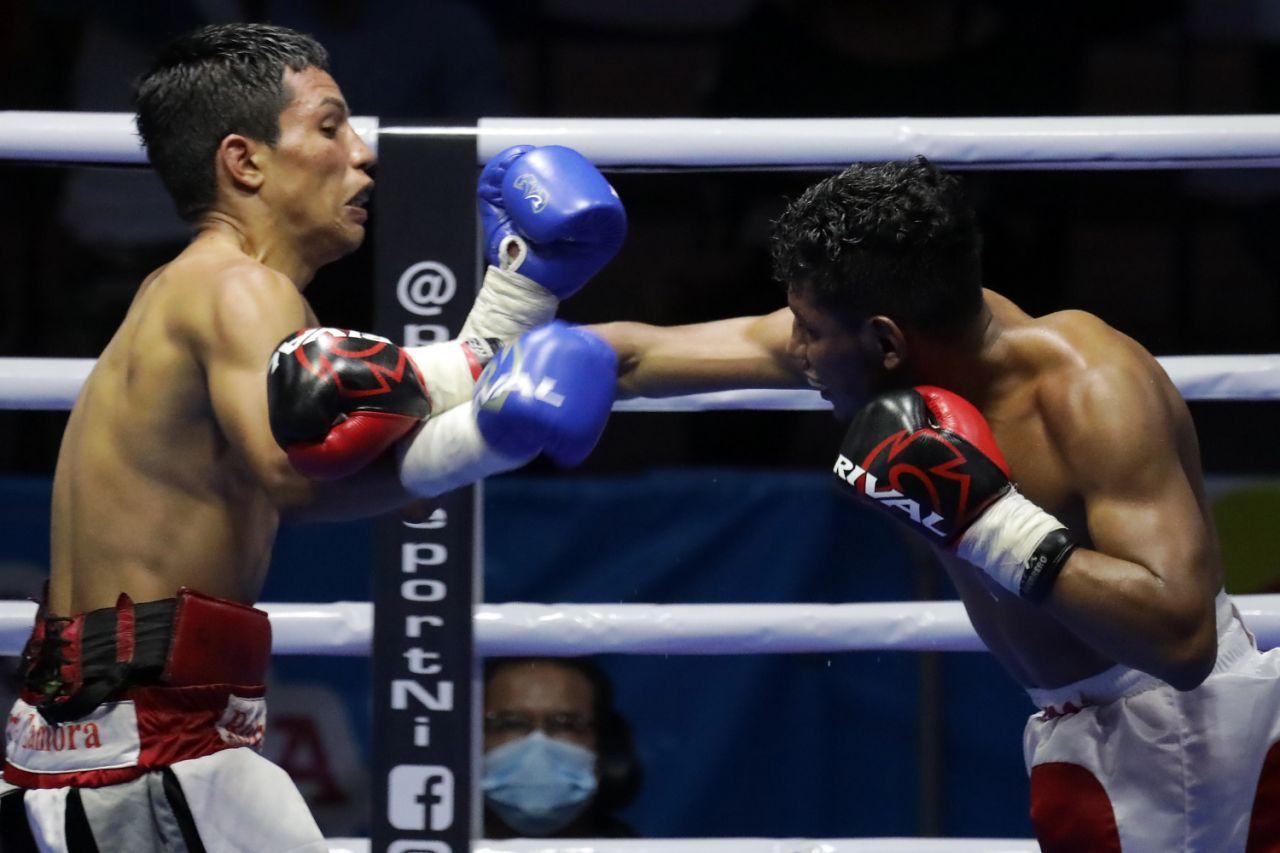 El boxeo sigue en Nicaragua pese a la pandemia; celebran cartelera