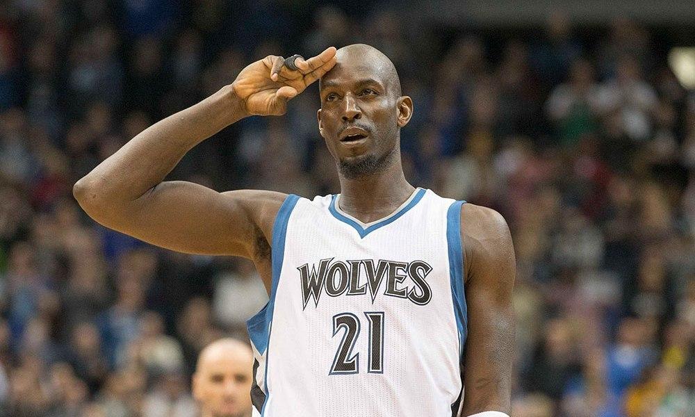 Garnett no quiere que Wolves retire su número y no perdona al dueño