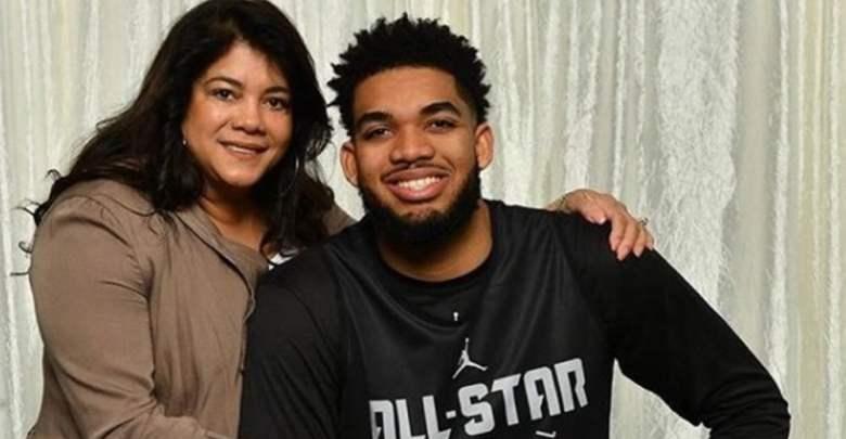 Fedombal lamenta deceso madre del NBA Karl Towns