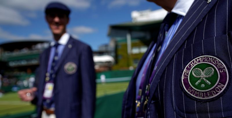 Wimbledon recibirá 100 millones de libras del seguro contra pandemias