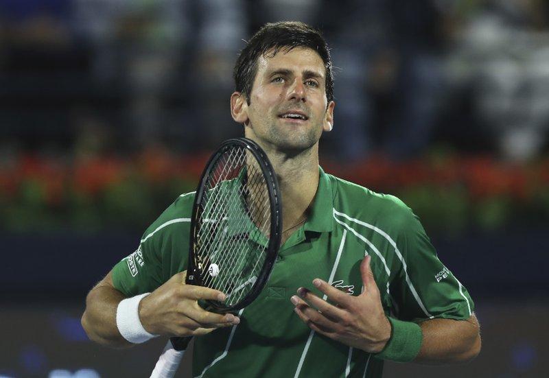 Djokovic, Federer y Nadal crearían fondo de ayuda