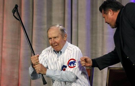 Muere la leyenda de los Chicago Cubs, Glenn Beckert