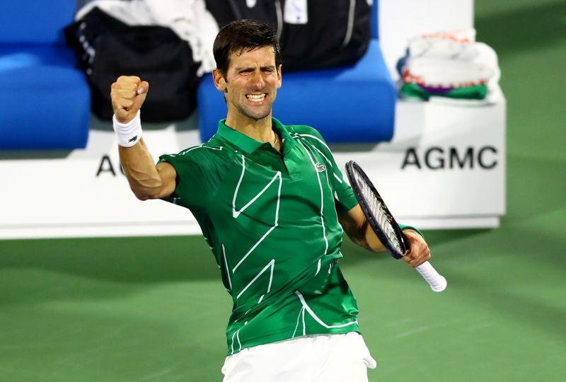 Novak Djokovic encuentra difícil adaptarse a la incertidumbre